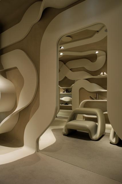 Интерьер дизайн бутиков