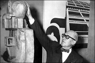 Выставка Le Corbusier The Art of Architecture в Роттердаме