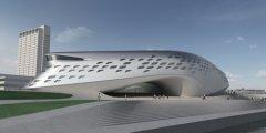 Проект нового Музея Эрмитаж-Гуггенхайм в Вильнюсе