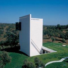 Casa de retiro espiritual. Emilio Ambasz