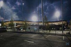 football stadium maribor