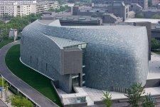 Музей искусств (CAFA) по проекту Арата Исодзаки