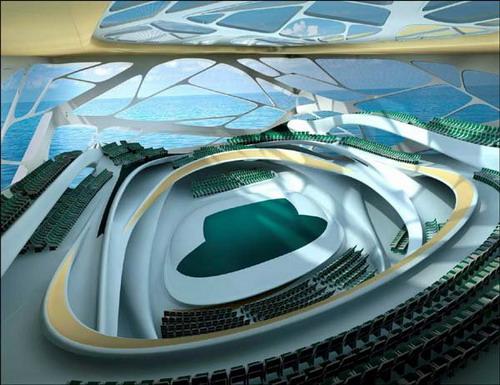 Saadiyat Island - крупнейший культурный центр арабского мира
