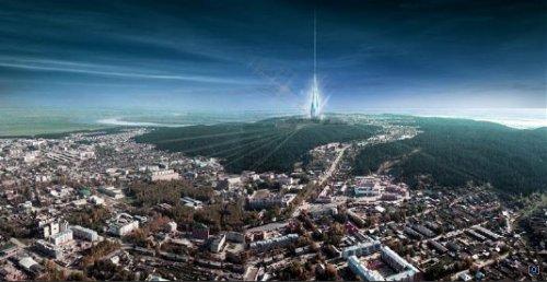"""""""Eco Tower"""" алмазная архитектура в Сибири"""