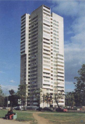 строительство жилых домов в Митино