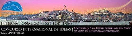 Международный архитектурный конкус идей по восстановлению прибрежной зоны реки Доуро в Опорто (Португалия)