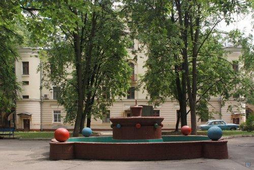 Градостроительное исследование №3. Квартал жилых домов на Октябрьском поле.