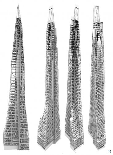 """""""Tower Verre"""" Жана Нувеля"""