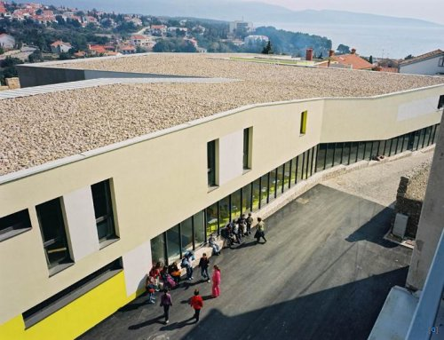 Школа средневекового города, как способ создать новую, живую городскую среду.