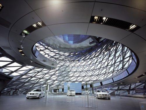 BMW Welt - мир БМВ
