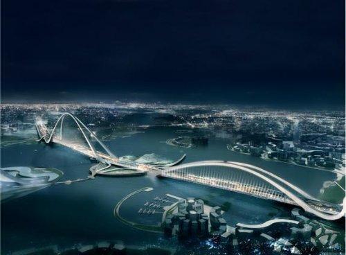 Самый большой арочный мост в мире